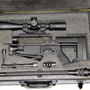Nemesis Arms Vanquish Briefcase with full-size scope.