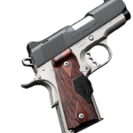 Kimber Ultra Crimson Carry II Green Lasergrip – 45 ACP