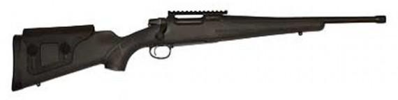 Advanced Armament 101265 Model 7 Bolt Action 300 AAC Blackout 300 BO 16″ 1:8 Blk