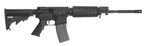 Bushmaster 90391 XM-15 AR-15 Carbine ORC Semi-Auto 223/5.56 16″ 30+1 Black