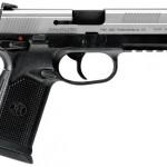 FN 66962 FNX FNX-45 45 ACP 4″ 15+1 Black Polymer Grip Black/Stainless