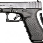 Back in Stock! Glock G17 Generation 4 9mm 4.5″ 17+1 w/FS Black Synthetic Grip Blk