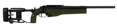 Sako TRG-42 20″ Threaded – Folding Stock – ODG Green 338 Lapua Magnum – NEW STYLE 2013+