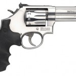 Back in Stock! Smith & Wesson 160584 Model 617 K-22 Masterpiece 22 LR 4 inches 10 Rounds Square Butt Synthetic Grip Stainless