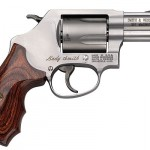 Back in Stock! Smith & Wesson 162414 Mod 60 Lady Smith 357 Mag 2.12″ 5rd Wood Grip Matte Stainless