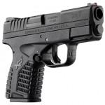 Springfield Armory XDS93345B XDS Slim 45 ACP 3.3″ 5+1 Poly Grip Black