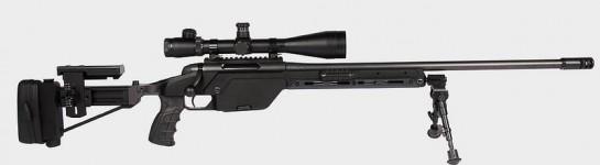 Steyr SSG 08 338 Lapua Magnum 29″ 6+1 Folding Stock – Bipod – Monopod