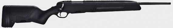 STEYR MANNLICHER SCOUT .308 Win – 2 Mags, Integrated Bipod and Sights