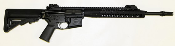 LWRC M6A5R5B16RSR SOPMOD Special Edition Black 16″ PISTON with Accessory Package and 51T Flashhider