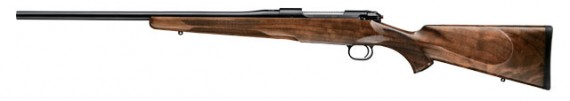 Mauser M12 300 Winchester Magnum 24″ High Grade Wood Stock