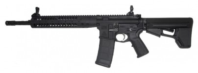 LWRC M6A2R5B14PSPR Complete M6A2 5.56 SPR Black 14.7″ Fluted SPR PISTON with Accessory Package