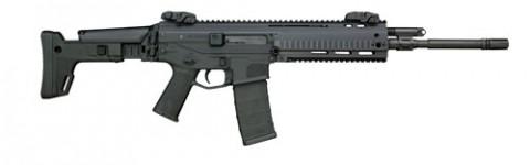 Bushmaster 90704 ACR ATACS SA 223 Rem/5.56 NATO 16.5″ 30+1 PISTON Magpul Folding Stock Black