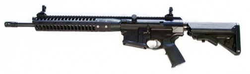 LWRC REPRR7B16 Complete REPR 7.62 Black 16″ with Accessory Package