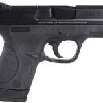 SMITH & WESSON M&P40 SHIELD 180020 40S&W 3.1″ 6&7rd BLACK