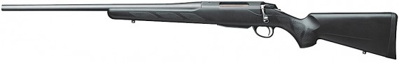 Tikka T3 Lite Stainless LEFT HAND Bolt 308 Winchester 22.4″ 3+1 Synthetic Stock Stainless Steel