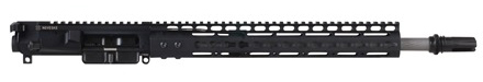 NOVESKE UPPER N4 LO-PROFILE 300 BLACKOUT 16″ 13.5 Handguard 51T Flashhider