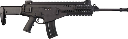Beretta ARX160 Rifle Semi-Auto 22 Long Rifle 18″ 20+1 Folding Stock Black