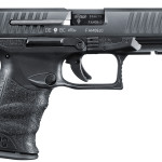 Walther 2796066 PPQ M2 9mm 4″ Black Polymer Grip 14+1