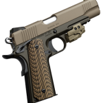BACK IN STOCK! Kimber Warrior SOC (Special Operations Capable) – 45 ACP With Crimson Trace Laser