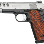 Smith & Wesson 170344 1911 Bobtail Performance Center 45ACP 8+1 4.25″ G10 Grip Scandium Frame/Stainless Steel Slide