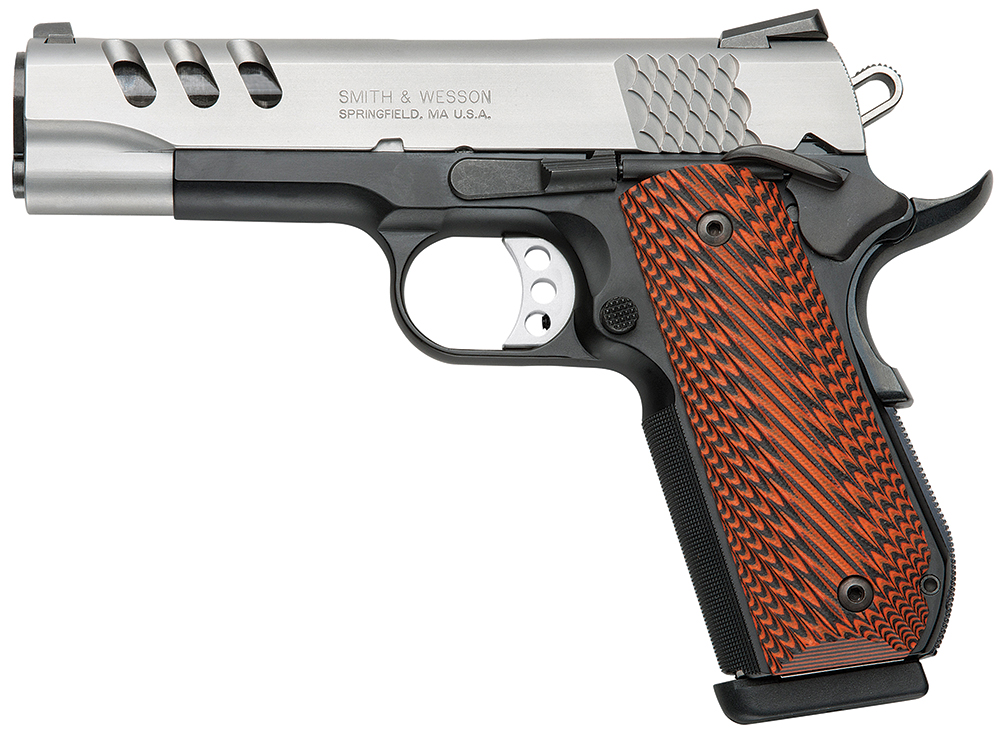 Smith And Wesson Performance Center 1911 45