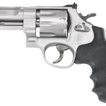 Back in Stock! Smith & Wesson M627 178014 Pro 357 Mag 4″ Adjustable Sights 8rd Stainless Steel Synthetic Grip