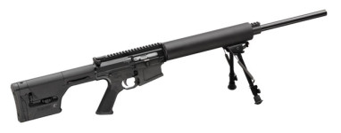 Back in Stock – One Unit! Les Baer Custom .308 Semi-Auto Match Rifle 24″ with PRS Magpul Stock and Bipod