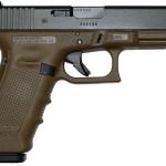 New! Glock G22 Generation 4 40 S&W 4.5″ 15+1 FDE Synthetic Grip Blk