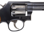 Smith & Wesson 150786 Model 10 M&P Classic 38 Special 4″ Blued 6rd Checkered Wood Grip
