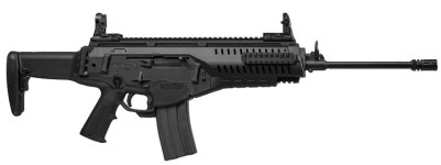 NEW! Beretta USA  ARX100 Rifle SA 223 Rem/5.56 NATO 16″ 30+1 4 Position Collapsible Folding Stock Black