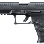 New! Walther 2796091 PPQ M2 DAO 9mm 5″ 15+1 Black Polymer Grip/Frame Black