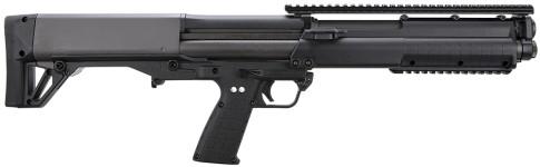 Back in Stock! Kel-Tec KSG Pump 12 ga 18.5″ 3″ Black Synthetic Black Finish
