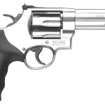 Smith & Wesson 163636 629 Classic 44 Mag 5″ 6rd Rubber Grip Matte Stainless Finish