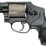 Back in Stock! Smith & Wesson 163062 340 PD 357 Mag 1.87″ 5rd Scandium Frame Titanium Cylinder Hiviz Sight Synthetic Grip Black
