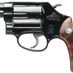 Back in Stock! Smith & Wesson Mod 36 150184 Classic 38 Special 1.87″ Blued 5rd Altamont Service Wood Grip