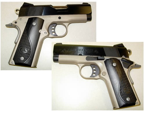 The Scopesmith The Gun Room— — Colt O7000NDF Night Defender TALO 45 ...