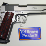 Back in Stock! Ed Brown KOBRA Stainless Steel – Ambi (Free Upgrade) – 45 ACP – 2 Magazines