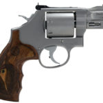 Back In Stock! Smith & Wesson 170346 Mod 686 7x Performance Center 357 Magnum 7 Rounds 2.5″ In Stainless Steel Wood Grips