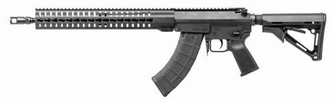 "Back In Stock – Latest Version! CMMG MK47 AKM2 ""Mutant"" 762X39 16.1″ KeyMod Rail Magpul CTR® Butt Stock, MOE® Pistol Grip – Geissele Trigger- 30RD AK Mags BLK"