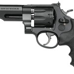 New! Smith & Wesson 170292 M&P R8 Performance Center 357 Mag 5″ 8rd Rubber Grip Scandium Frame Black Finish