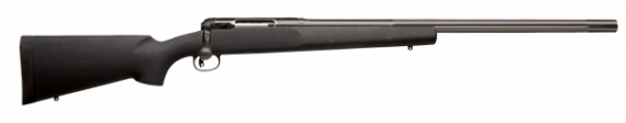 Back in Stock! Savage 19137 12 LRP Bolt Action 6.5 Creedmoor 26″ HS Precision Fiberglass Stock – Accutrigger – Matte Black