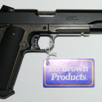 New for 2015! Ed Brown – SPECIAL FORCES Stainless Steel Gen4 – Black/Battle Bronze Lightrail Upgrade – Ambi Upgrade – Threaded Barrel 45 ACP