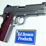 New! Ed Brown 9mm SPECIAL Limited Run – Commander Size – Bobtail Frame – Full Stainless Steel – Snakeskin Treatment – Ambi 9+1 Rounds – 2 Mags