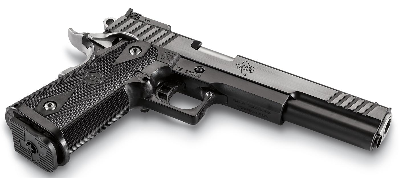 The Scopesmith The Gun Room— — New! STI PISTOL 6.0 EAGLE 40 S&W 6 ...