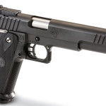 New! STI PISTOL 6.0 EAGLE 40 S&W 6 inches 14 Rounds Blue – Fiber Optic Front & Adjustable Rear Sights