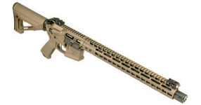 Back In Stock! NOVESKE GEN 3 INFIDEL FDE 13.7 inches with pinned KX5 Flashhider Hardcoat type III anodizing with Cerakote ceramic coating (FDE) Magpul STR/MIAD furniture FDE 30+1