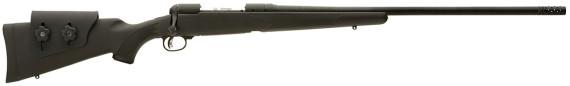 New! Savage 19132 Model 11 Long Range Hunter 6.5 Creedmoor – Hinged Floorplate 26″ with Muzzebrake – Accutrigger and Accustock – Black