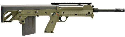 Back in Stock! KEL-TEC RFB24 TAN RFB Semi-Automatic Bull-Pup 308 Winchester 24″ 20+1 Synthetic Parkerized – FDE Receiver – Hard Case
