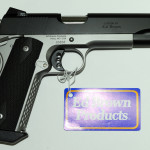 Just Released! Ed Brown – Custom Limited-Run ALPHA ELITE 45 ACP Stainless Steel Two Tone – Ambi – Night Sights – 2 Magazines