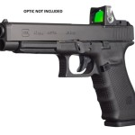 New! Glock 41 Generation 4 Modular Optic System (MOS) 45 ACP 13 Rounds 3 Mags Adjustable Sights 5.3″ Modular Backstrap